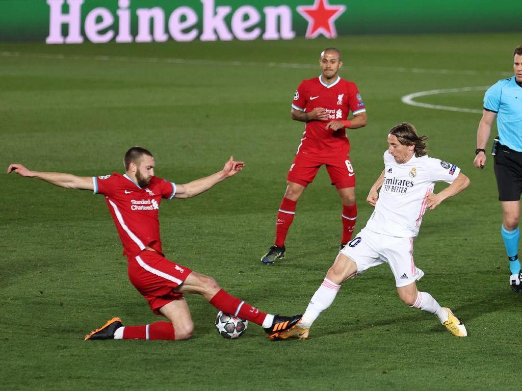 Kata Benitez, Liverpool Bisa Comeback Lawan Madrid asalkan...