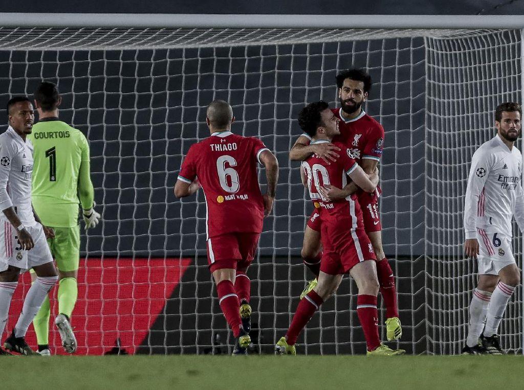 Dear Liverpool, Jangan Sia-siakan Gol Salah