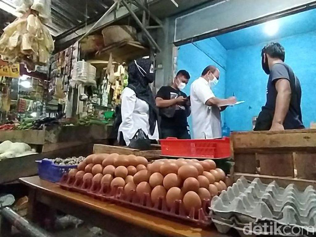 Jelang Ramadhan Pemda Ciamis Sidak Pasar