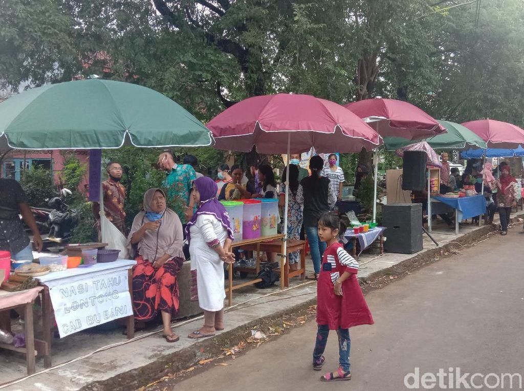 Suka Cita Desa Wisata Jenang Kudus Gelar Sarkali Sambut Ramadhan