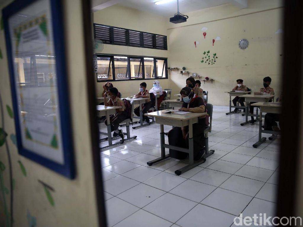 Wagub Ungkap Hanya 30% Ortu Izinkan Anak Sekolah Tatap Muka di DKI