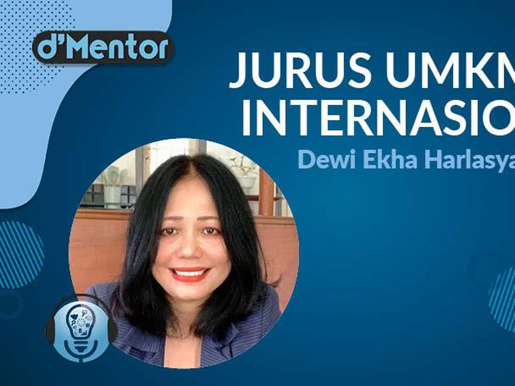 DMentor: Jurus UMKM Go International