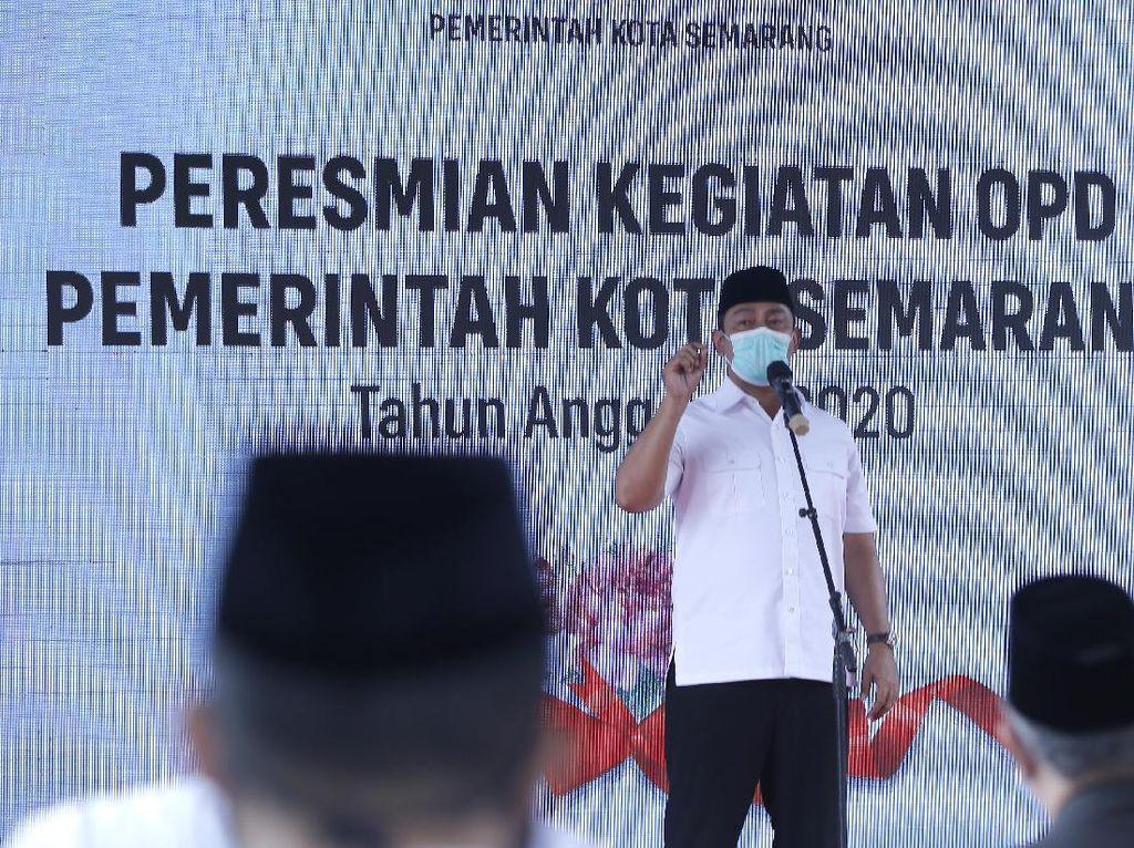 Pemkot Semarang Selesaikan Pekerjaan yang Tertunda Akibat Pandemi