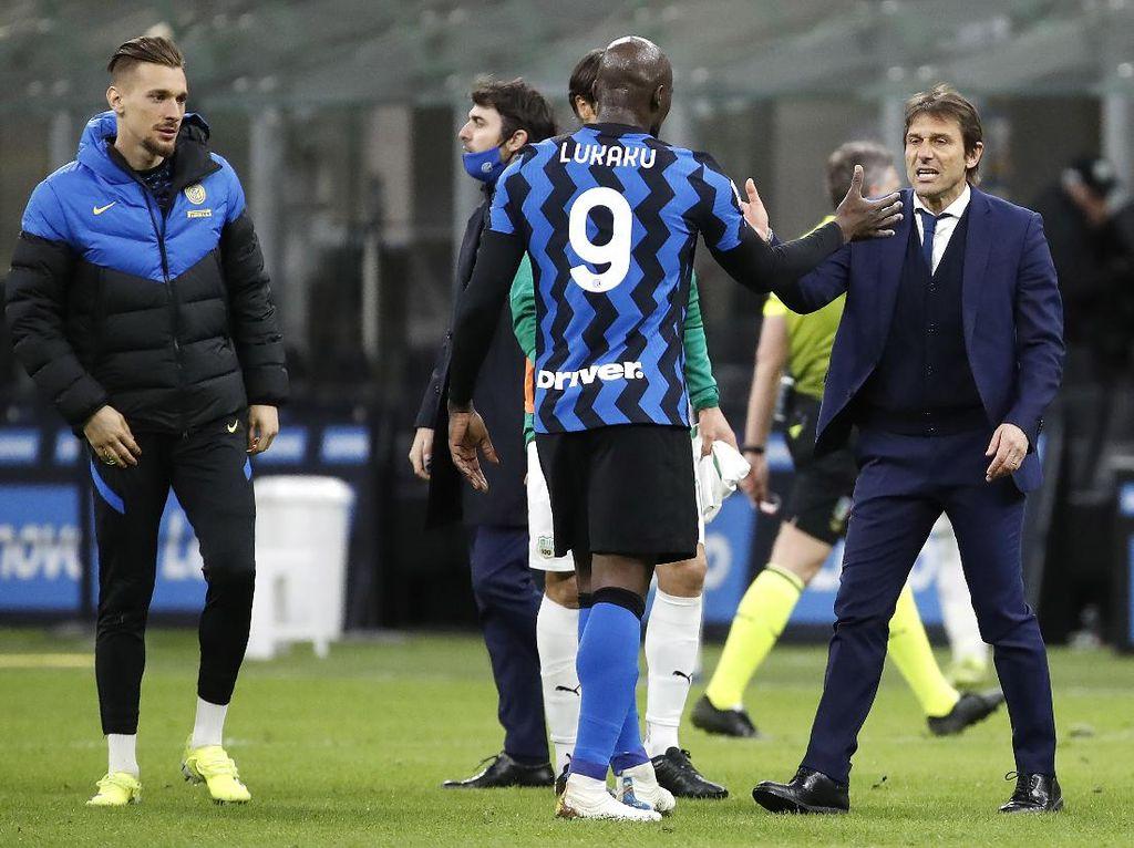 Antonio Conte: Inter Milan Masih Jauh dari Scudetto