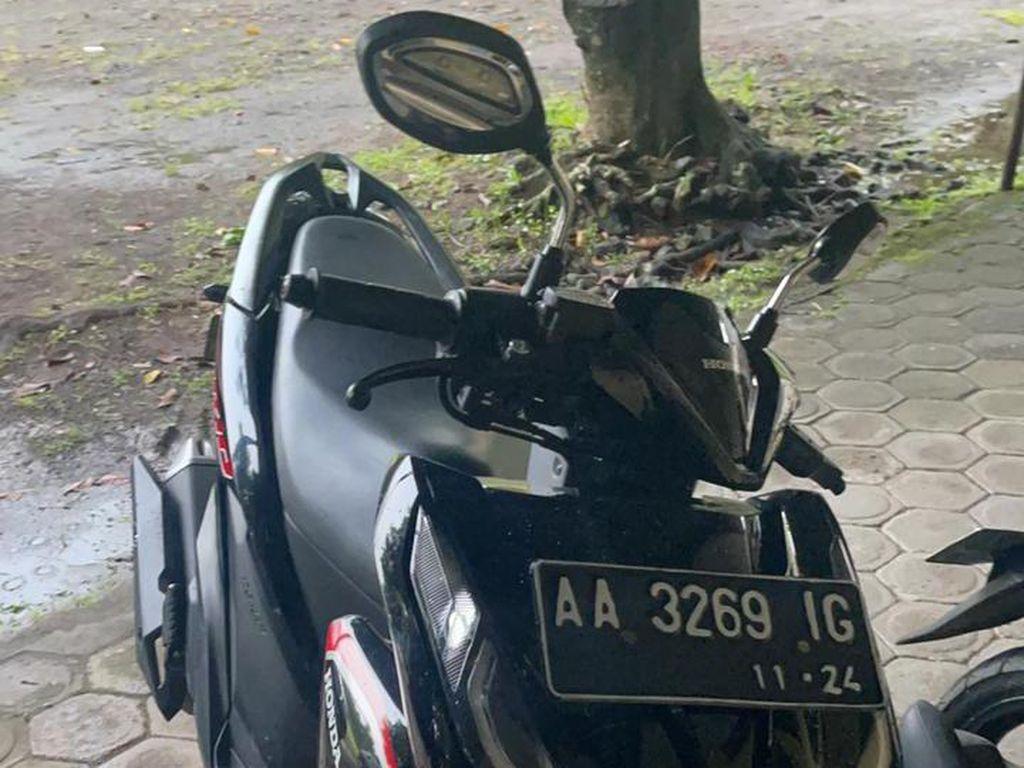 Barbuk Motor Wanita Muda Korban Pembunuhan di Kulon Progo Ditemukan!