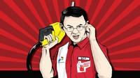 Balada Ahok dan Limit Kartu Kredit Rp 30 M yang Bikin Heboh