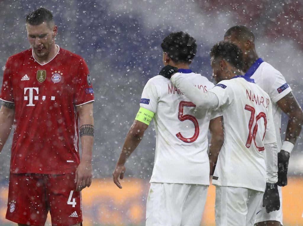 Liga Champions: Setelah 2 Tahun, Bayern Akhirnya Terjungkal