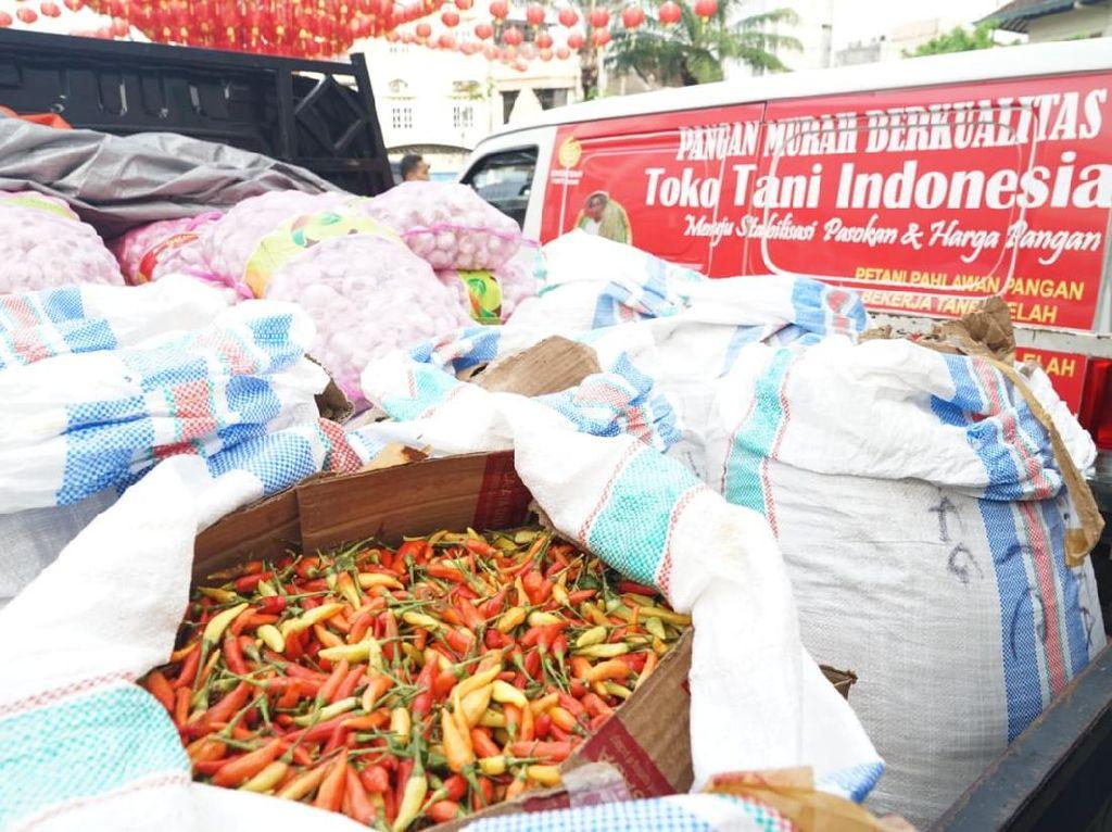 Dongkrak Bisnis UMKM, Kementan Buka Gerai Pangan Lokal di Bogor