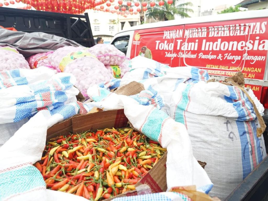 Jelang Ramadhan, Pasar Mitra Tani Gencarkan Gelar Pangan Murah