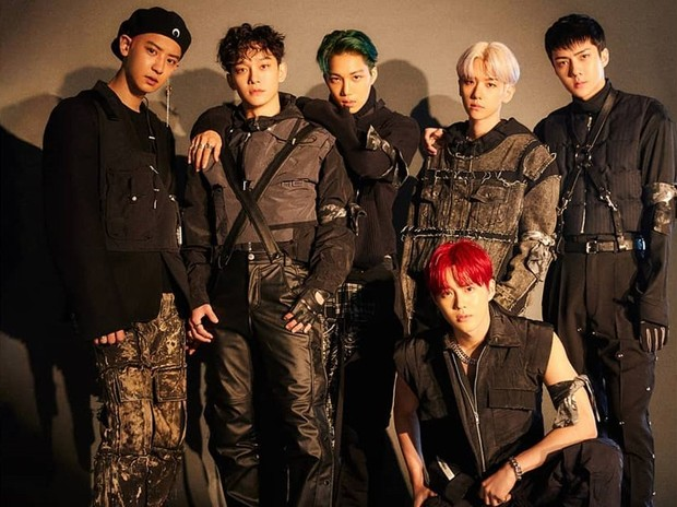 Comeback EXO - Obsession/instagram.com/weareone.exo