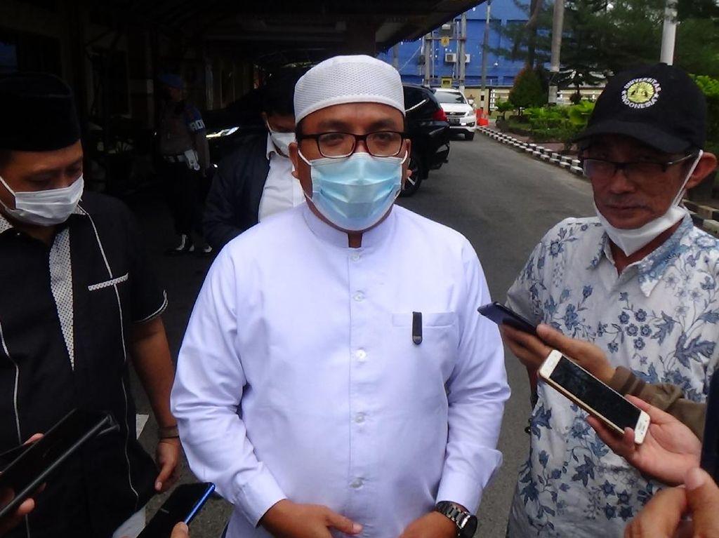 Videonya Diedit Seolah Tolak Zakat Fitrah, Denny Indrayana Lapor Polisi