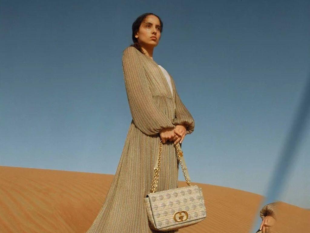 Dior Rilis Koleksi Khusus Ramadhan, Sandal Dijual Rp 11,8 Juta