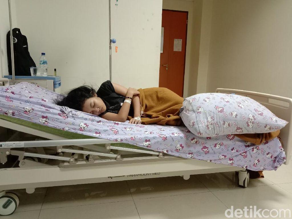 Putri Tidur Banjarmasin Bangun Usai 9 Hari Terlelap, tapi Masih Lemah