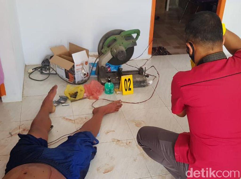 Warga Riau Geger Penemuan Seorang Kuli Tewas dan 2 Kritis