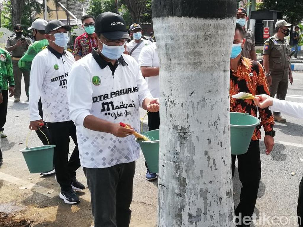 Pemkot Pasuruan Bentuk Laskar Sapu Bersih Sampah