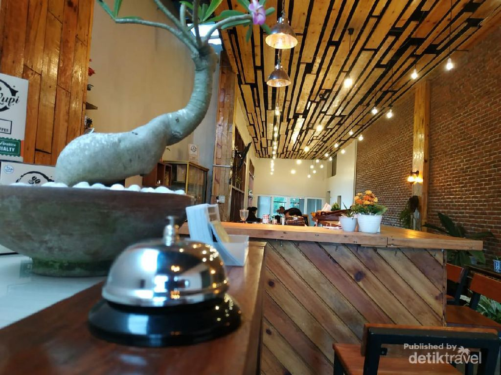 Ini Hotel Pertama di Kabupaten Bener Meriah, Cafenya Cozy