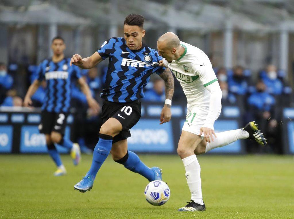 Conte: Inter Bisa Saja Bikin 6 Gol