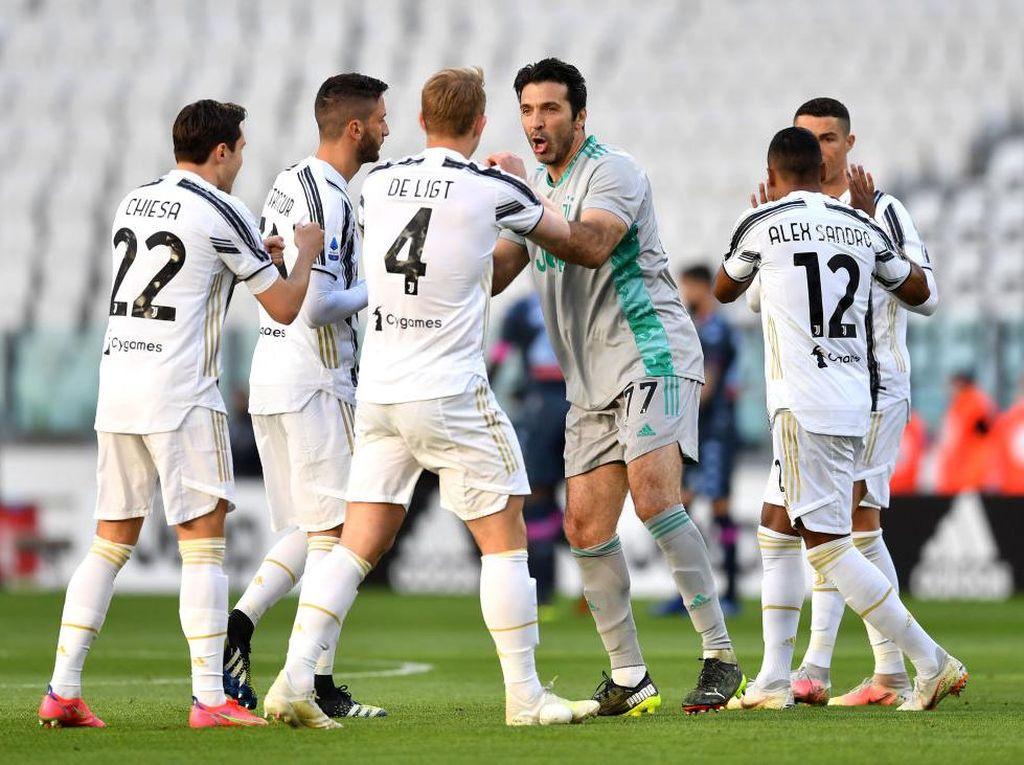 Juventus Lagi Berjuang Finis Empat Besar
