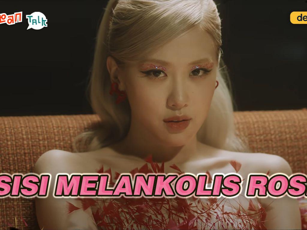 K-Talk Ep 75: Reaksi Non K-Popers Nonton MV Gone Milik Rose BLACKPINK