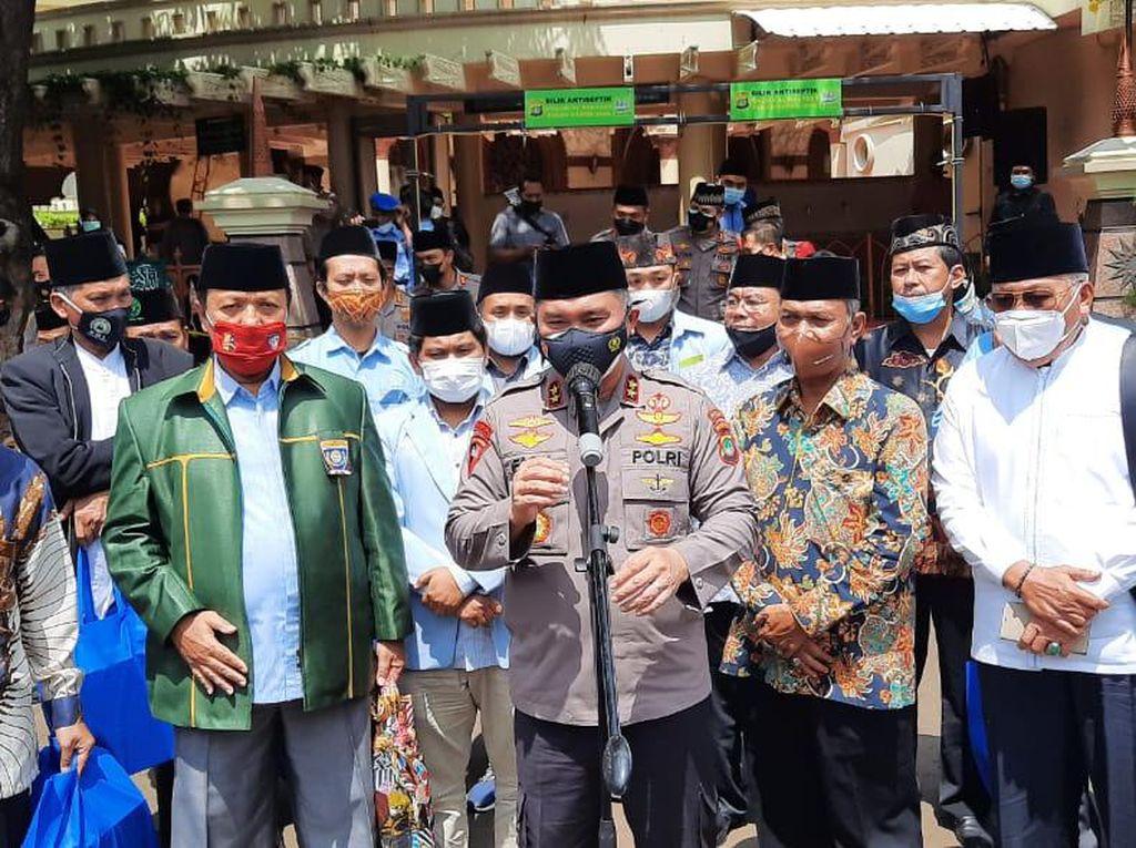 Sambut Bulan Puasa, Kapolda Metro Jaya Buka Celengan Ramadhan