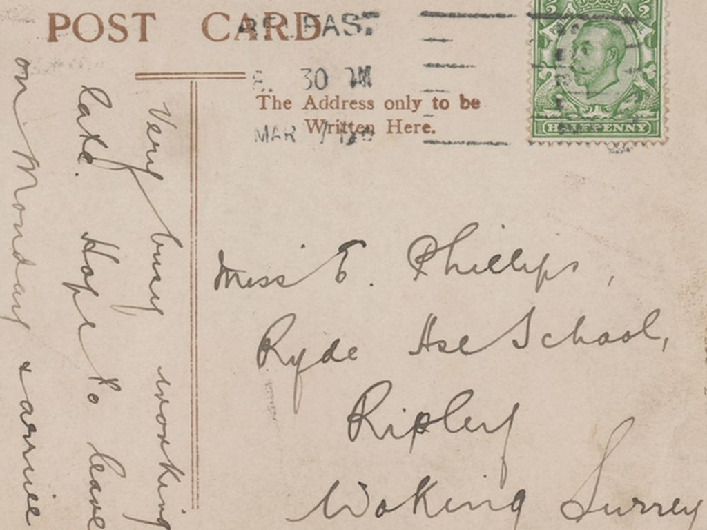 Kartu Pos Langka dari Kru Titanic Mau Dilelang, Harganya Fantastis!
