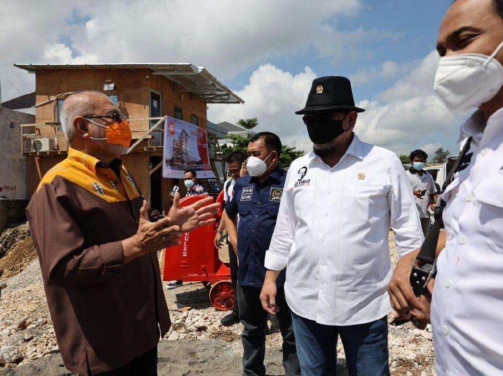Ketua DPD Dorong Pemerintah Gerak Cepat Kucurkan Bantuan Bencana NTT