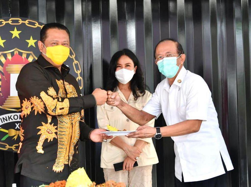 Bamsoet Dorong Ketersediaan Labkes untuk Deteksi COVID-19