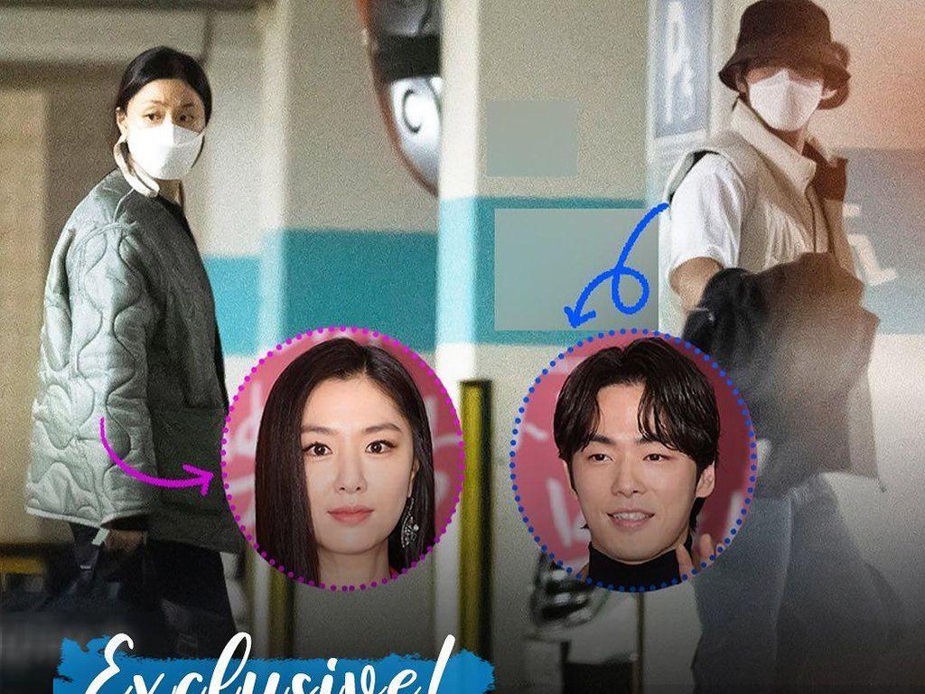 5 Kabar Pacaran Kim Jung Hyun & Seo Ji Hye, Pemain Crash Landing On You