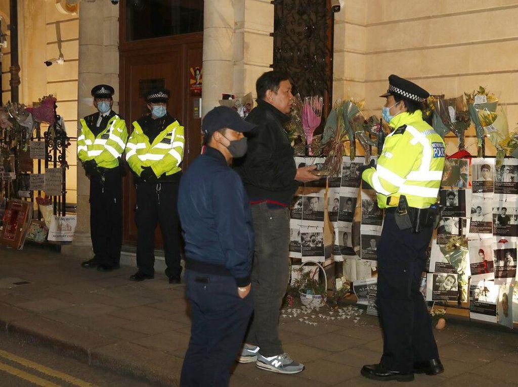 Militer Myanmar Duduki Kedutaan London, Erdogan Bikin Terusan Istanbul Rp 133 T