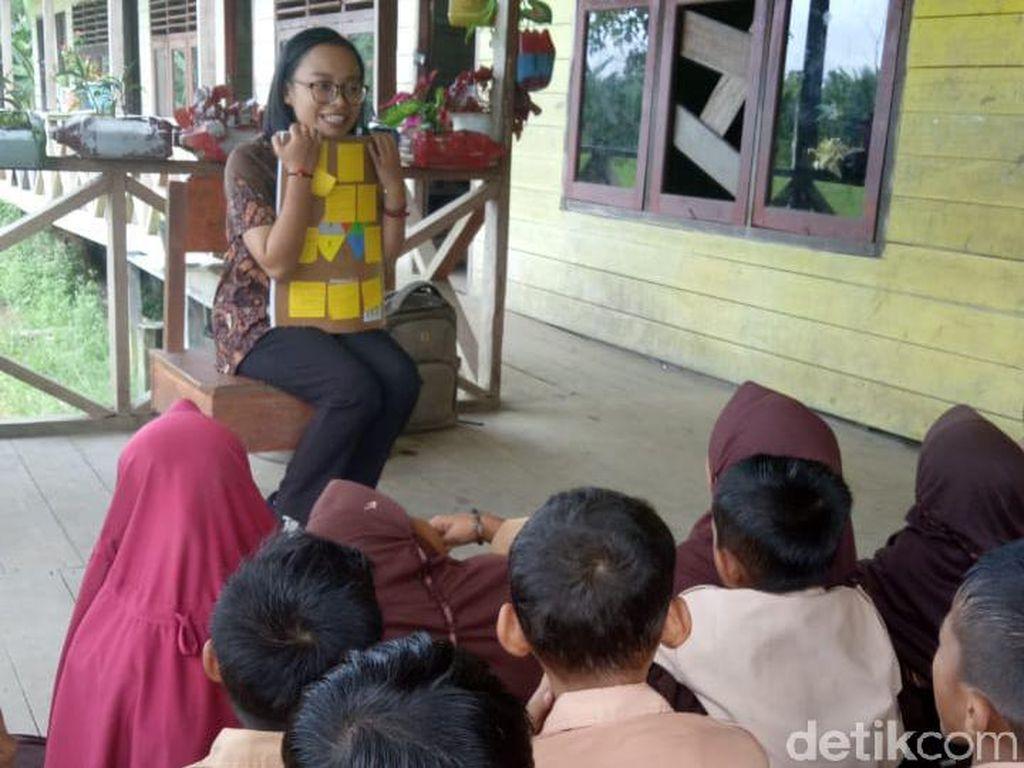 Kisah Perjuangan Guru di Pelosok Kalimantan Utara Cegah Learning Loss