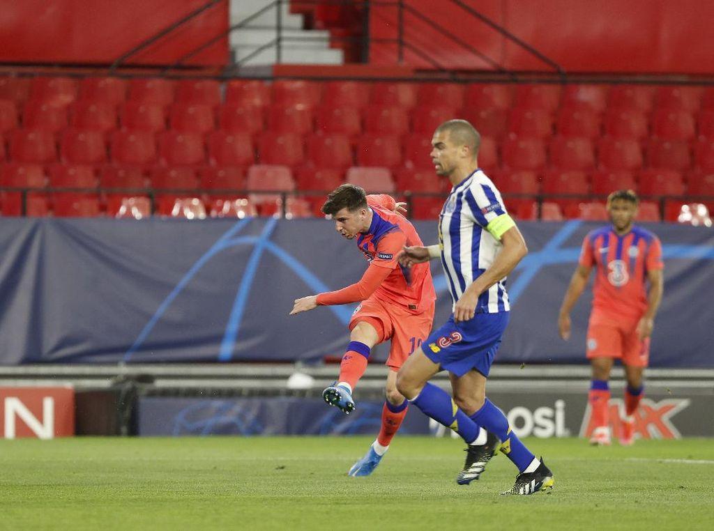 Chelsea Vs Porto: Meski Unggul, The Blues Mau Main Kayak Biasa