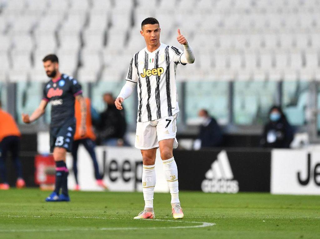 Pirlo Puji Peran Ronaldo Saat Juventus Kandaskan Napoli