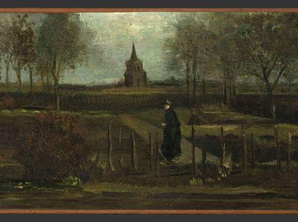 Lukisan Van Gogh Dicuri dari Museum, Tersangkanya Berhasil Tertangkap
