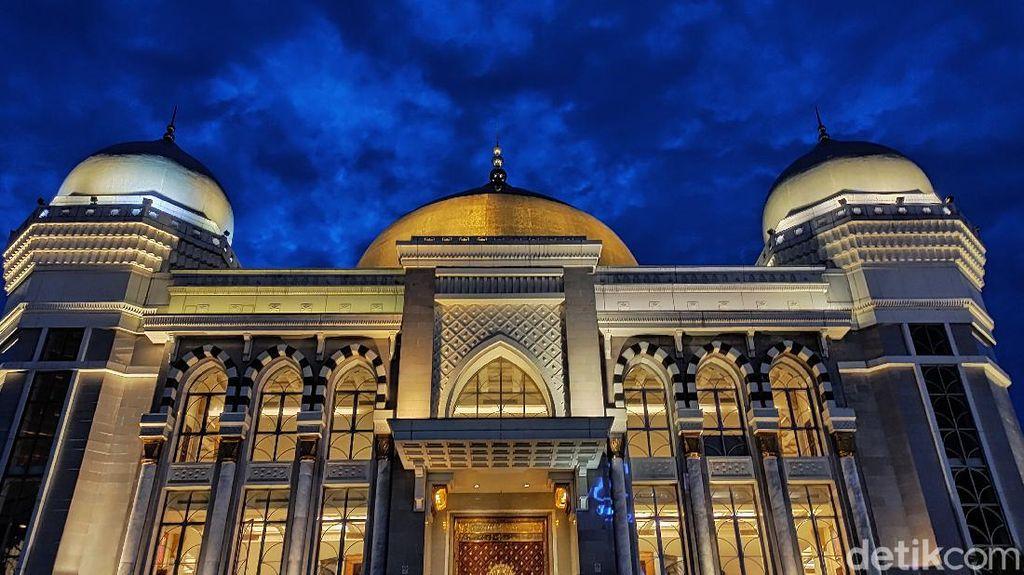 Masjid Agung TSM Bandung Siap Sambut Ramadhan