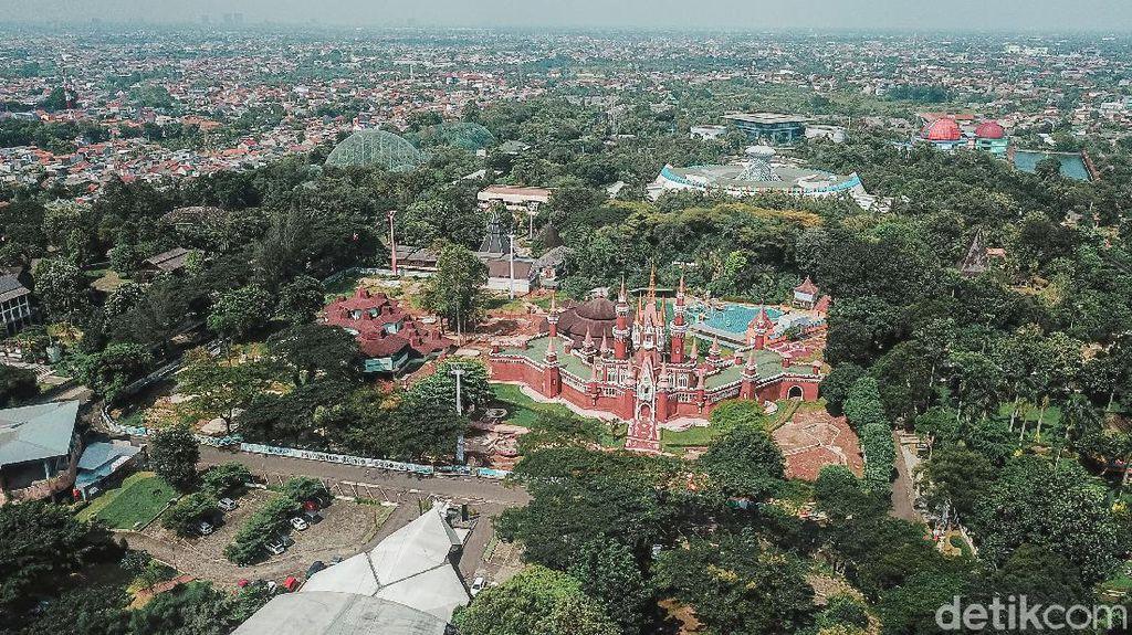 Foto: Spot-spot Asyik di Taman Mini Indonesia Indah