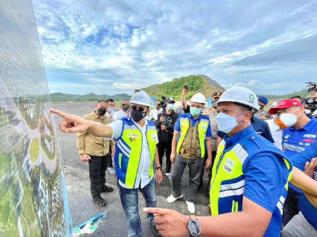 Bamsoet Dukung MoU Pembangunan Lapangan Golf di Mandalika