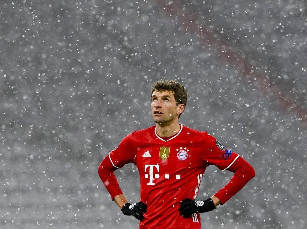 Bayern Kalah karena Kurang Efisien