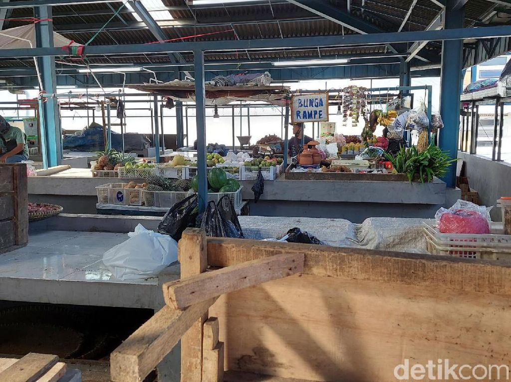 Sepi Pembeli, Pedagang di Pasar Sederhana Ngadu ke Walkot Bandung
