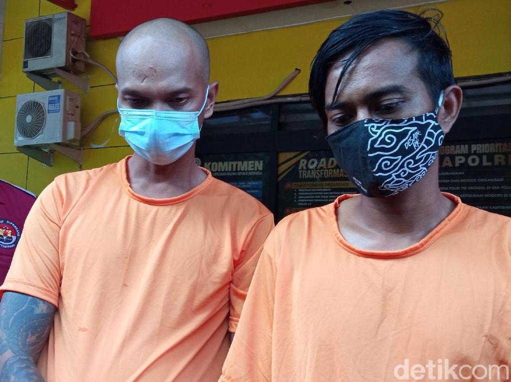 Videonya Viral, Preman Palak Teknisi Provider di Bandung Ditangkap