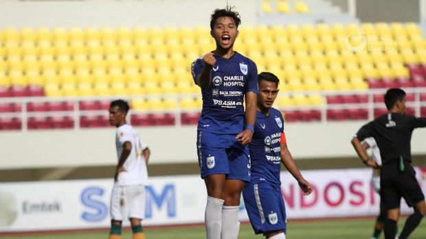 PSIS Semarang mengalahkan Tira Persikabo di Piala Menpora 2021.
