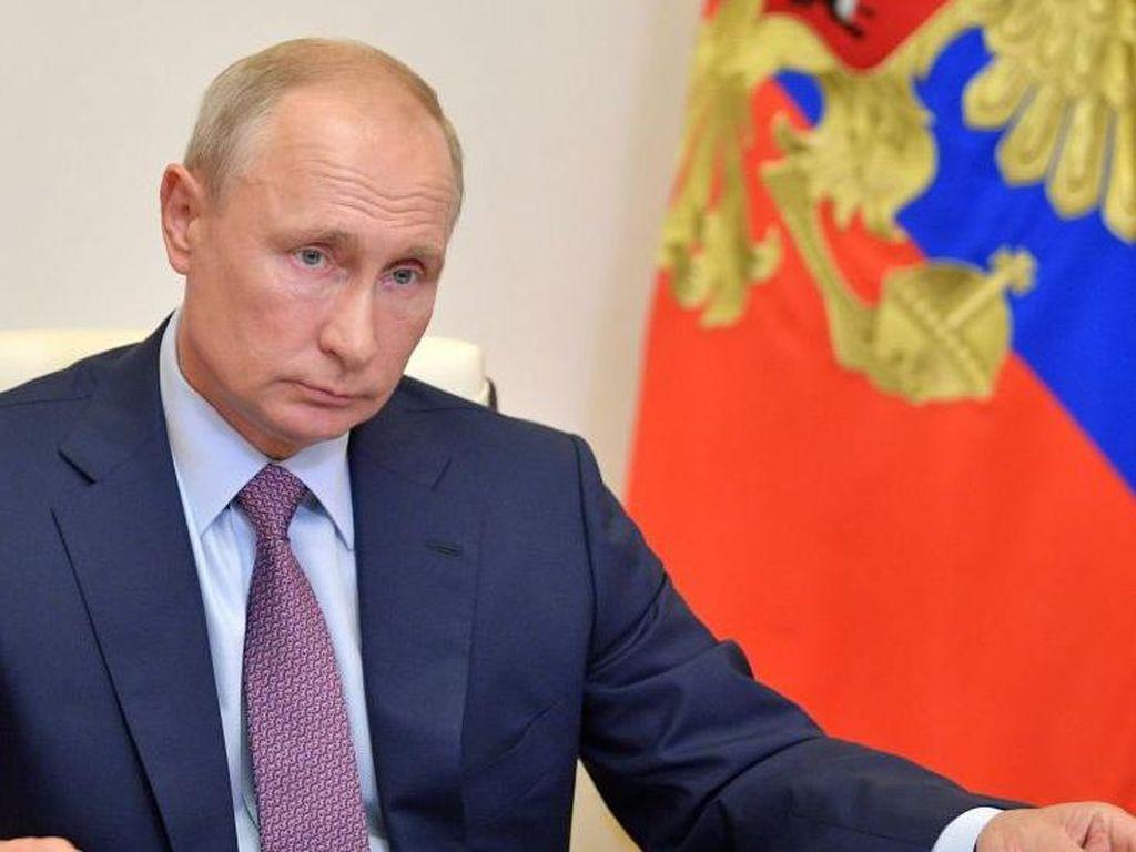 Enggak Mau Kalah dari AS, Putin Juga Bikin Wisata Vaksin