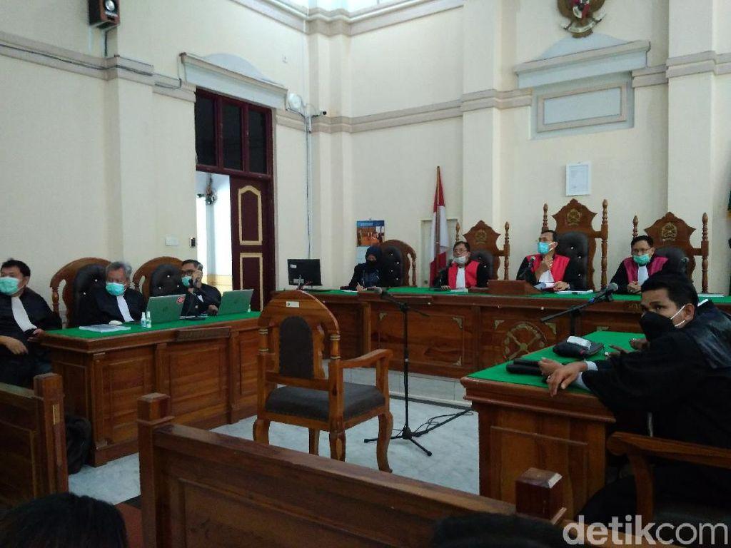 Kasus Mafia Anggaran, Eks Bupati Labura Sumut Divonis 1,5 Tahun Bui