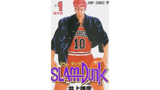 Slam Dunk, manga Jepang karya Takehiko Inoue