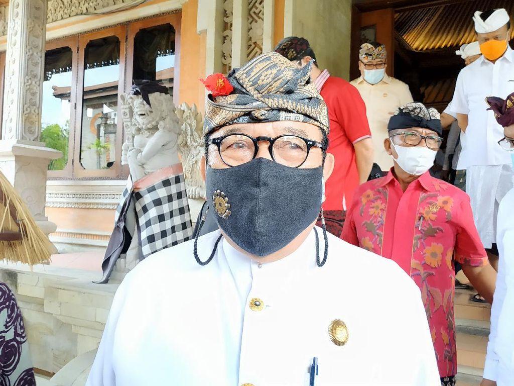 Wagub: Larangan Mudik Tak Terlalu Pengaruhi Pariwisata Bali