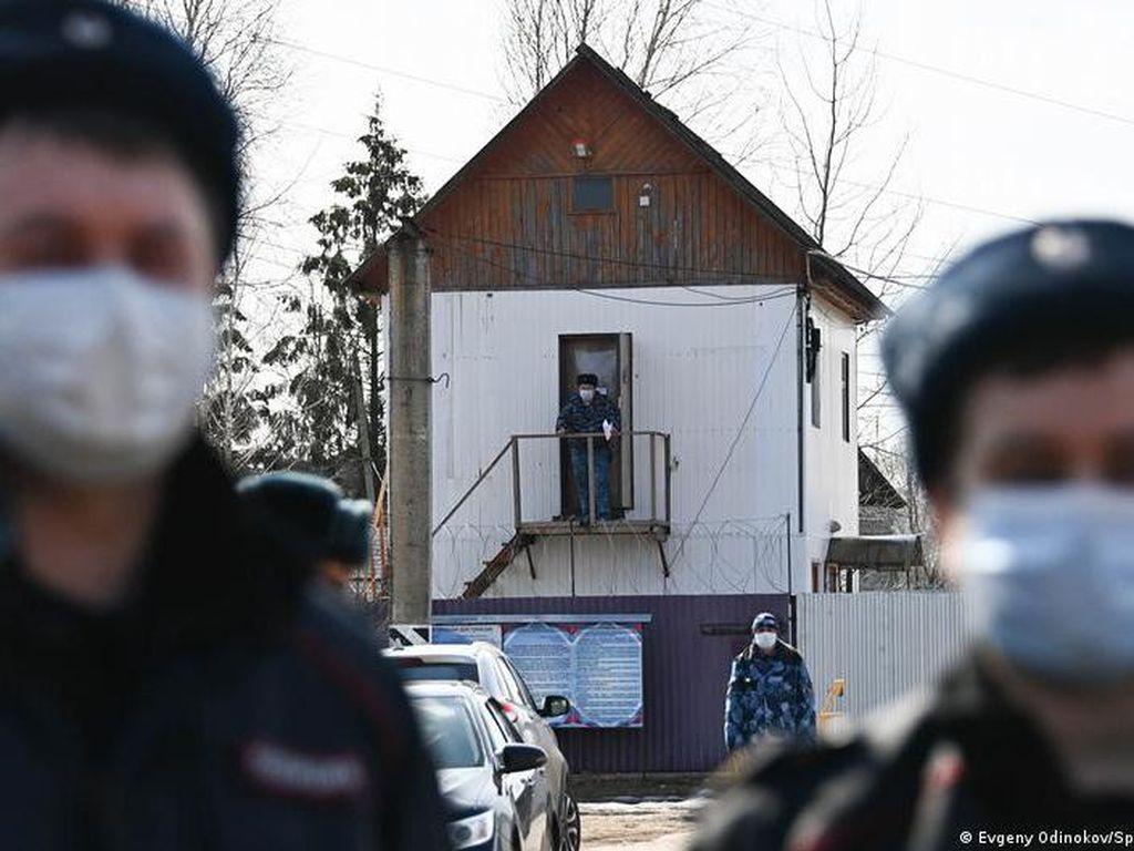 Amnesty International: Tokoh Oposisi Rusia Navalny Perlu Dibebaskan