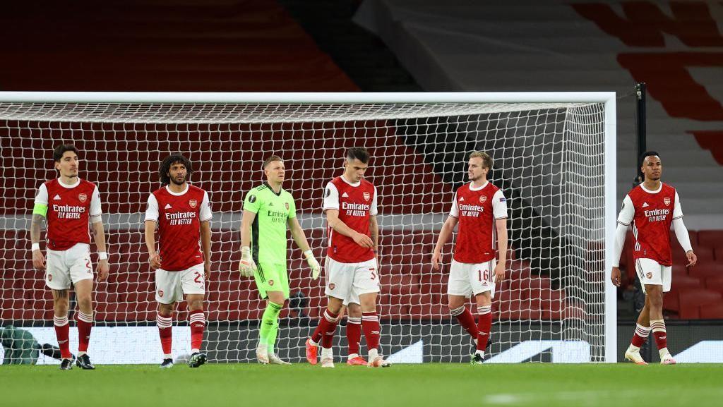 Renovasi Arsenal