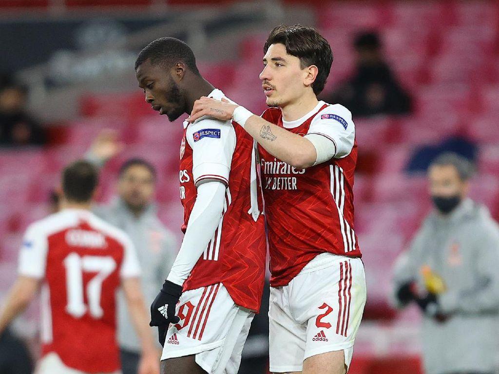 Bellerin: Arsenal Bakal Balas di Praha