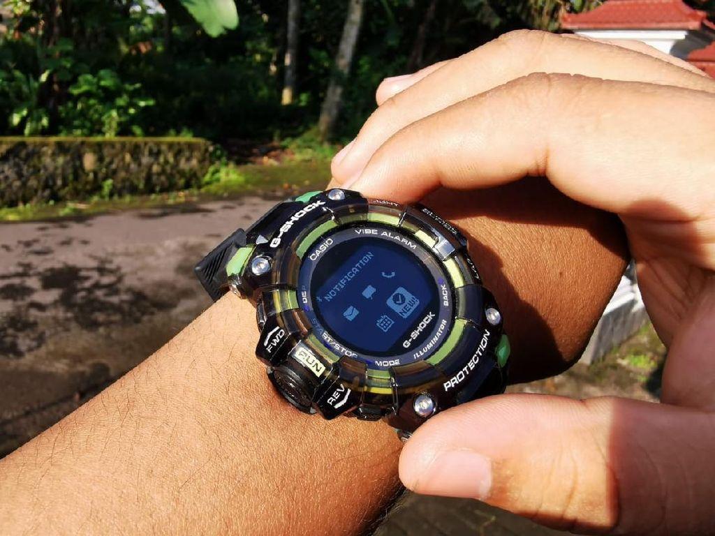 Review G-Shock GBD-100SM: Evolusi G-Shock Lebih Modern