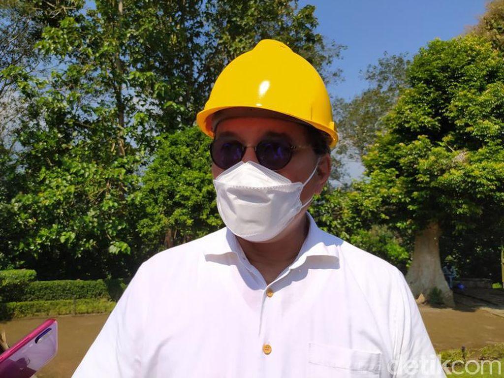 Kelanjutan Pembangunan Gerbang Borobudur Menunggu UNESCO