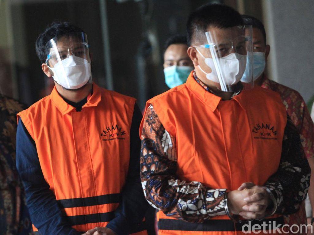 KPK Usut Dugaan Aa Umbara Terima Gratifikasi dari Dinas di Bandung Barat